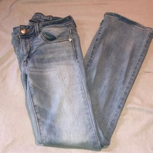 American eagle boot cut jean